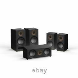 Jamo Studio S803 HCS 5.0 Home Cinema Surround Sound Theatre Pack Black