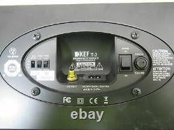 KEF T101 5.1 Surround Sound +T2 Subwoofer Home Theatre Speaker System + Warranty