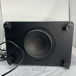 Klipsch HD 500 Home Theater Surround Sound Speaker System with Sub 8