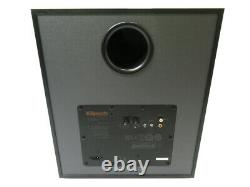Klipsch R-120SW HiFi Home Theatre Audio Active Subwoofer Black inc Warranty