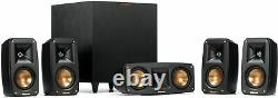 Klipsch Reference Theater Pack 5.1 Surround System Home Theater Open Box