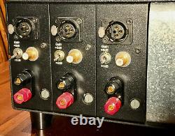 Krell KAV-500 3-Channel Amplifier 120 Withch 8 or 240 Withch 4 Home Theater