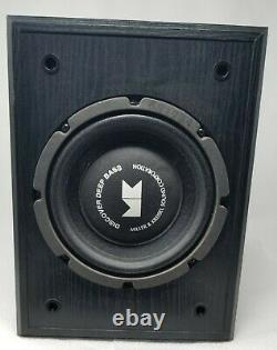 M&K MK VX 7 MARK II Active Powered Subwoofer with Crossover for Home Theater
