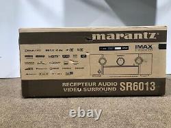 Marantz 9.2 4K Home Theater Receiver (110 watts) SR6013 Wifi Alexa Airplay NEW +