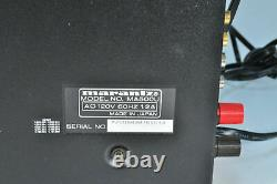 Marantz MA500 Monoblock Power Amplifiers For Home Theater
