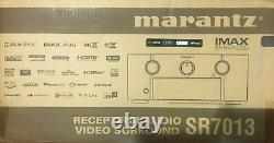 Marantz SR7013 9.2-Channel Home Theater Receiver with Wi-Fi Apple AirPlay 2