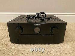Marantz SR8012 11.2-Channel Home Theater Black Low Hours CLEAN IN ORIG BOX