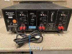 McIntosh MC7106 6 Channel Power Amplifier Home Theater Muilti-Zone NICE