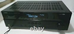 New Yamaha RX-V367 5.1 Channel AV HDMI Home Theater Receiver Open Box