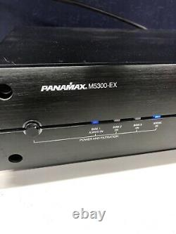 Nice PreOwned PANAMAX M5300-EX Home Theater Power Conditioner in Box