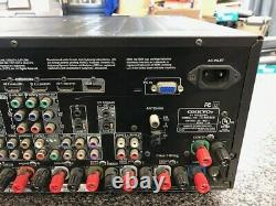 ONKYO HOME THEATER RECEIVER MODEL TX-NR808 NO REMOTE GOOD CONDITION Ships Free