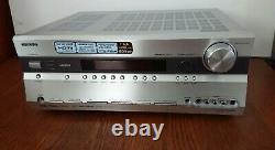 ONKYO TX-SR605 7.1 Channel AV Receiver Amplifier Home Cinema Theatre Dolby
