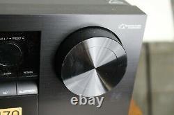 Onkyo 7.2-Ch. Network-Ready A/V Home Theater Receiver Black - TX-NR575