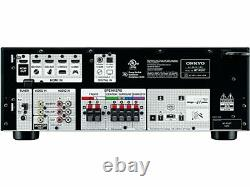 Onkyo HT-S3900 5.1-Channel Home Theater Receiver/Speaker Package black Single