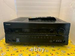 Onkyo THX HDMI Home Theater AV Receiver HT-RC270 WRAT ONKYO Network Capability
