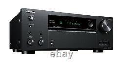Onkyo TX 9.2-Ch. With Dolby Atmos 4K Ultra HD Comp. A/V Home Theater Reciever