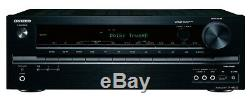 Onkyo © TX-NR535 5.2CH 500W 4K Network Home Theater Dolby Bluetooth A/V Receiver