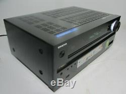 Onkyo TX-NR616 7.2 Channel Network A/V Home Theater Receiver Surround Stereo