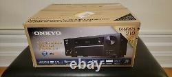 Onkyo TX-NR676 7.2-channel Home Theater Receiver