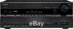 Onkyo TX-SR606 7.1 Home Theatre Cinema AV Receiver 5x HDMI Dolby True HD, Master