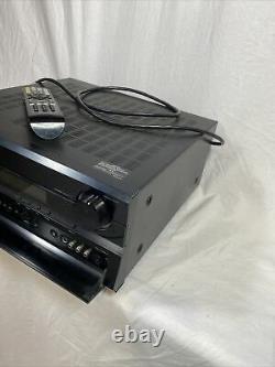 Onkyo TX-SR806 7.1 Channel 300W HDMI Home Theater AV Receiver/Remote Bundle