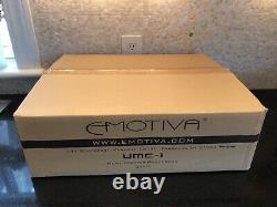 Open Box NOS Emotiva UMC-1 Home Theater Processor Pre-Amplifier HDMI Remote
