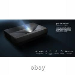 Optoma CinemaX P1 4K UHD 3000 Lumens Home Theater with Integrated Soundbar