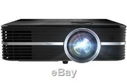 Optoma Smart UHD51A Alexa 4K Ultra High Definition Home Theater Projector DLP