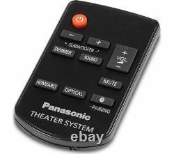 PANASONIC HTB258 2.1 Wireless Compact TV Speaker Home Theater Sound Bar