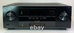 PIONEER VSX-40 HSMI 7.1 HOME THEATER RECEIVER WORKING AND TESTED remote bundle