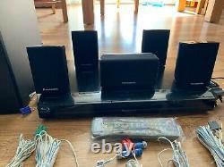 Panasonic SA-BT230 Blu Ray Home Theater Cinema Sound System