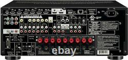 Pioneer Elite Elite 770W 7.1-Channel 3D Pass Through A/V Home Theater Receiver