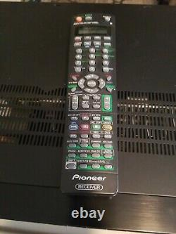Pioneer VSX-917V-K Home Theater Receiver 7 Channel with Remote Control. Bundle
