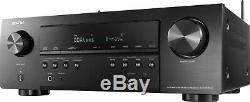 READDenon AVR-S750H 7.2-Ch Network A/V Receiver 4K Ultra HD Home Theater
