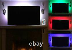 Rockville Bluetooth Home Theater Karaoke Machine System with8 Subwoofer + LED'S