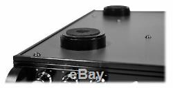 Rockville RPA70WBT Bluetooth Home Theater Receiver+4 5.25 Slim Wall Speakers