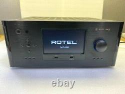 Rotel RAP-1580 Home Theater Receiver Black
