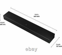 SAMSUNG HW-T400 2.0 All-in-One TV Speaker Home Theater Sound Bar Currys