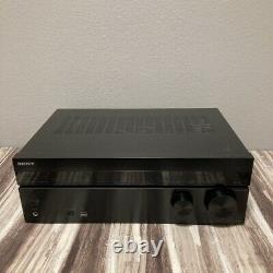 SONY STR-DH540 5.2 Channel Receiver Home Theater Surround Sound 4K HDMI No Remot