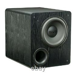 SVS PB2000 Active Subwoofer Powered Home Theatre Sub 12 Front Port Low 500w
