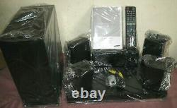 Samsung 5.1 Channel BLU-RAY Home Theater Entertainment System HT-D4500 / Remote
