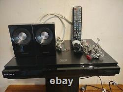 Samsung HT-D5000 2.1Ch 3D network Blu-ray/DVD Player Home Theatre Cinema System