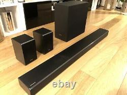 Samsung HW-K950 5.1.4 Dolby Atmos Soundbar 4K Home Cinema Theatre Speakers