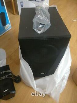Sony 5.1Ch 3D Blu-ray /DVD Bluetooth Home Cinema Theatre System