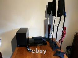 Sony BDV-E780W 3D Blu-ray disc 5.1Ch DVD Home cinema theatre system