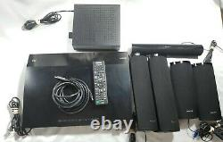 Sony BDV-E780W Blu-Ray 3D Home Theater & Wireless Transceiver Speakers an Remote