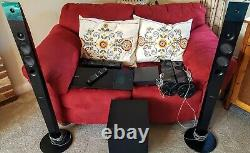 Sony BDV-N8100W Premium 3D Blu-ray Home Theatre System Plug and Play HDMI ARC