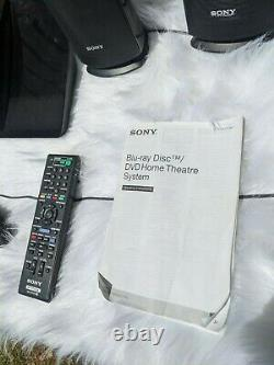 Sony (HBD)BDV-T79 Blu-Ray 3D/DVD Home Theater System withSpeakers + Remote 5.1 Ch