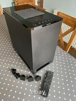 Sony HT-IS100 Home Theatre System Black 5.1 surround sound 450 watt
