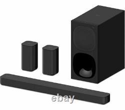 Sony Ht-s20r 5.1 400w 4k Soundbar Wired Subwoofer Home Theatre Bluetooth Hdmi